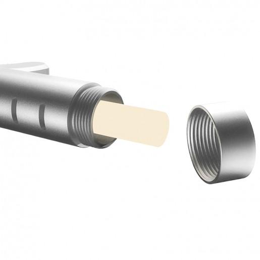 Автомобильный ароматизатор воздуха Xiaomi Guildford Car Air Aromatherapy Small (серебро/silver)