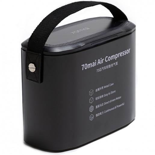 Автомобильный компрессор 70mai Air Compressor (Standart, черный)