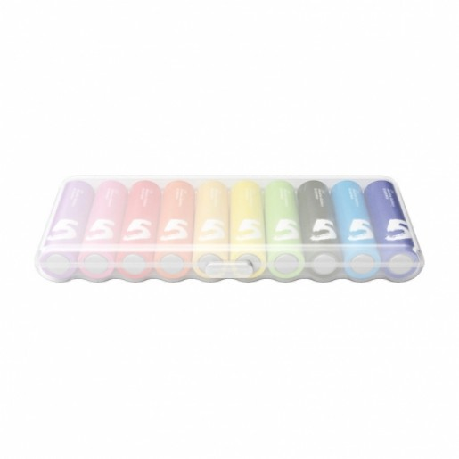 Батарейки Xiaomi Zi5-AA Rainbow Colors  (Пальчиковые) 1 шт.