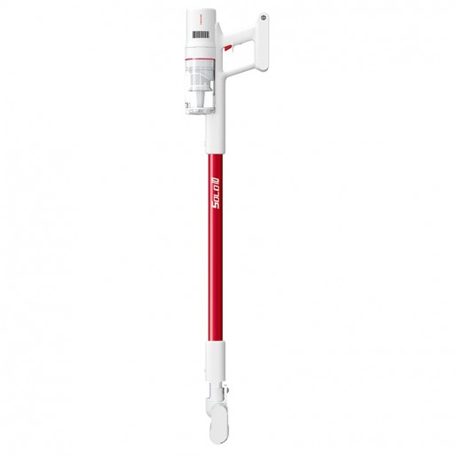 Беспроводной пылесос Xiaomi Trouver Solo 10 (белый/красный)
