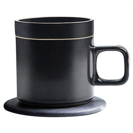 Чашка с подогревом Xiaomi VH Wireless Charging Electric Cup (черный)