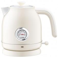 Чайник Qcooker Electric Kettle с температурным датчиком (бежевый)