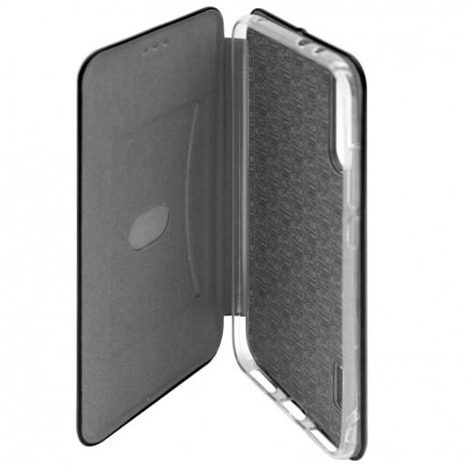 Чехол-книжка с магнитом для Xiaomi Mi A3 / Xiaomi Mi CC 9e (черный)