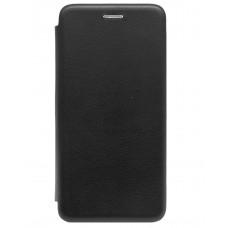Чехол-книжка с магнитом для Xiaomi Redmi 7A (черный)