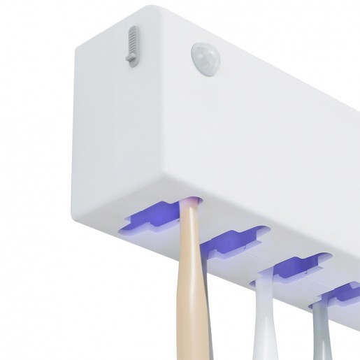 Дезинфицирующий держатель для зубных щеток Dr.Meng Disinfection Toothbrush Holder
