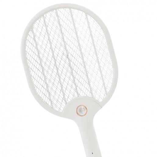 Электрическая мухобойка-репеллент Jordan Judy  Electric Mosquito Shoot (белый)