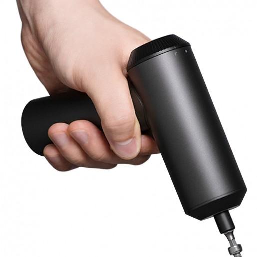Электрическая отвертка Xiaomi Mijia Electric Screwdriver Gun (черный)