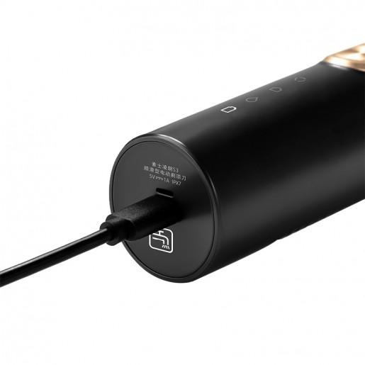 Электробритва Soocas Electric Shaver S3 (золотой)