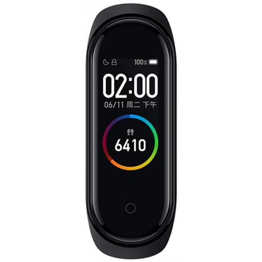 Браслет Xiaomi Mi Band 4 (черный)