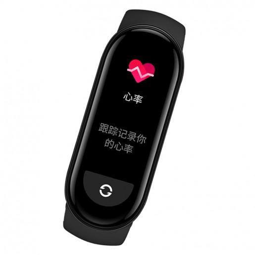 Фитнес-браслет Xiaomi Mi Smart Band 6 (EAC, черный)