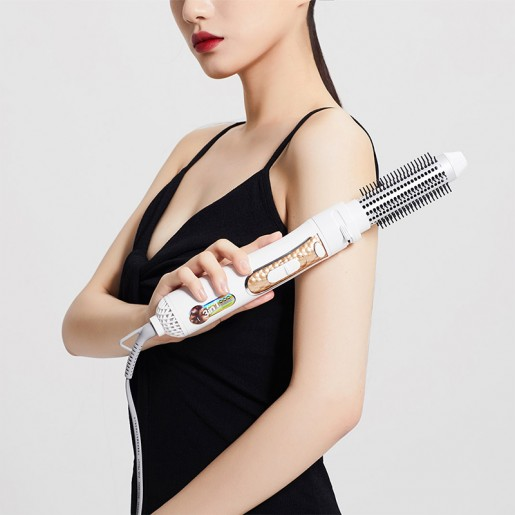 Гибридный стайлер для волос Xiaomi WellSkins Hot Air Comb WX-FT09 белый