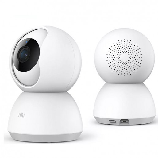 IP камера Xiaomi (Mi) Mijia IMILAB Home Security Camera 1080P 360° (Global) (CMSXJ13B)