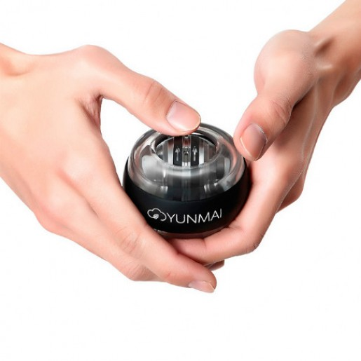 Кистевой тренажер Xiaomi Yunmai Powerball (черный)