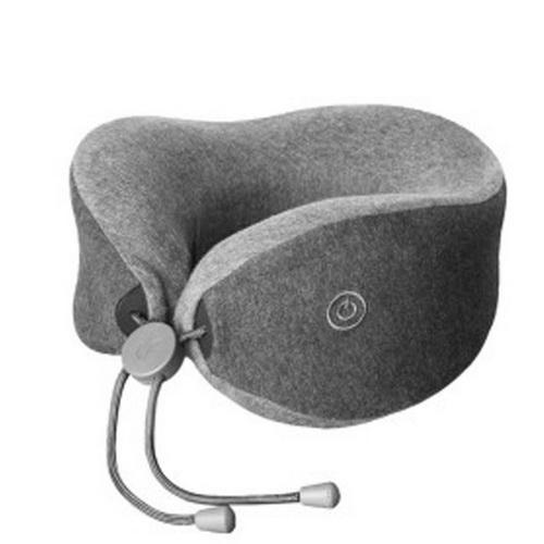 Массажная подушка Xiaomi LeFan Massage Sleep Neck Pillow (темно-серый)