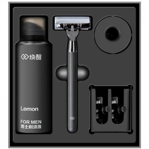 Набор для бритья Refresh Manual Shaver Set