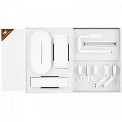 Набор для ванной с крючками HL Bathroom Set Series Combination