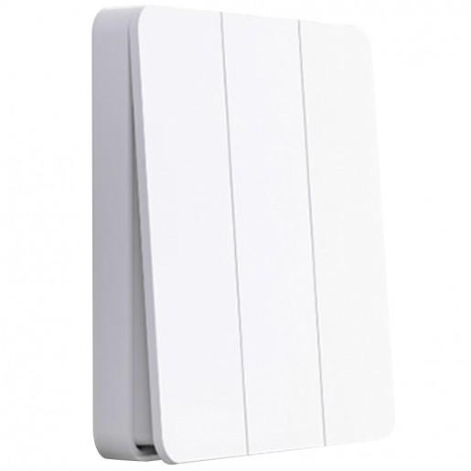 Настенный выключатель Yeelight Smart Flex Switch (тройной)