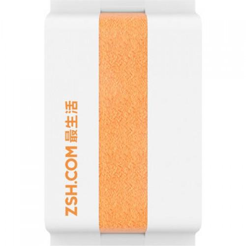 Полотенце Xiaomi ZSH Youth Series 76*34 (оранжевый)