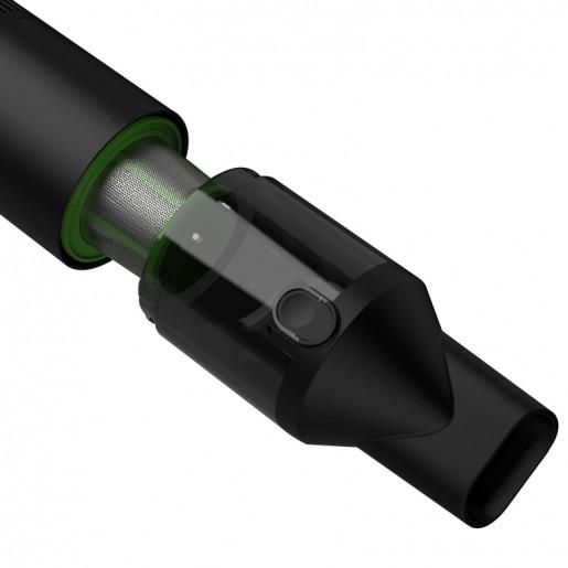 Портативный пылесос CleanFly FV2 Portable Vacuum Cleaner (черный)