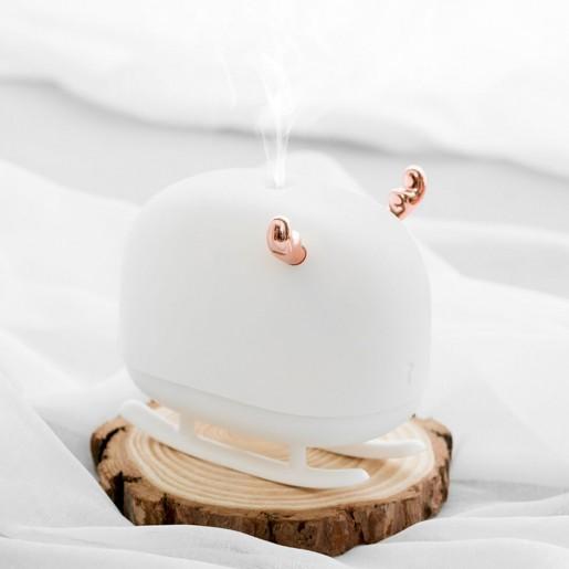 Портативный увлажнитель воздуха Sothing Deer Humidifier&Light (белый)