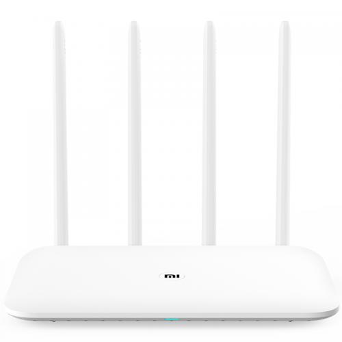 Роутер Xiaomi Mi Wi-Fi Router 4 (белый/white)