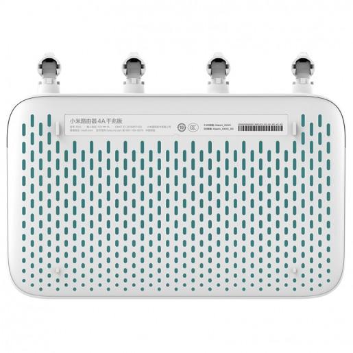 Роутер Xiaomi Mi Wi-Fi Router 4A Gigabit Edition (EU, белый)