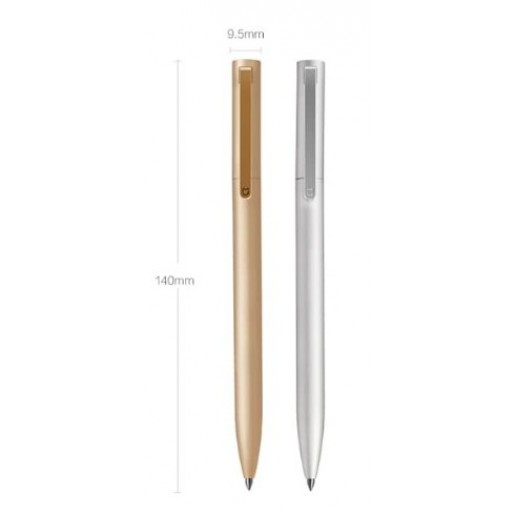 Ручка Xiaomi MiJia Mi Metal Pen (золотой/gold)