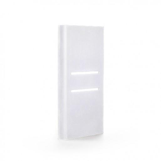 Силиконовый чехол для Power Bank 5000 Slim (белый)