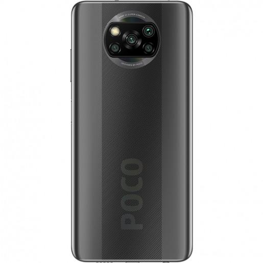 Смартфон POCO X3 NFC 6/128 Gb (Global, серый/Shadow Gray)