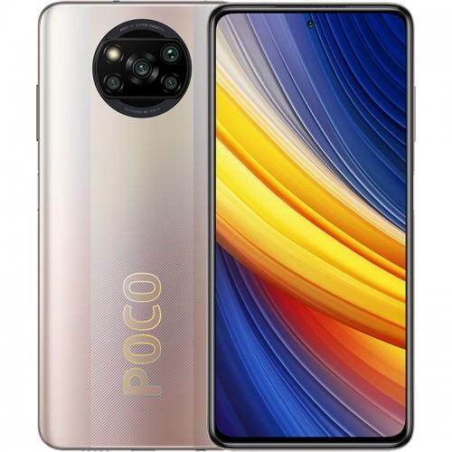 Смартфон POCO X3 Pro 6/128 Gb (Бронзовый/Metal Bronze)