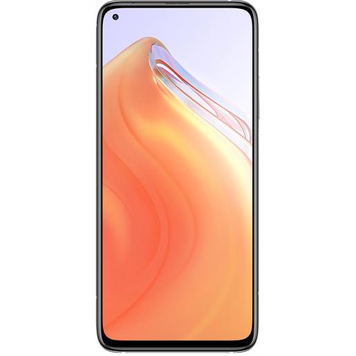 Смартфон Xiaomi Mi 10T (5G) 8/128 Gb (Global, серебристый/Lunar Silver)