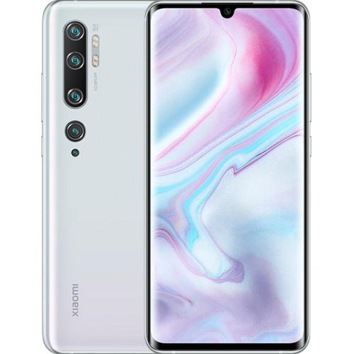 Смартфон Xiaomi Mi Note 10 6/128 GB (Global, белый/Glacier White)