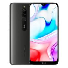 Смартфон Xiaomi Redmi 8 4/64 Gb (Global, черный/Onyx Black)