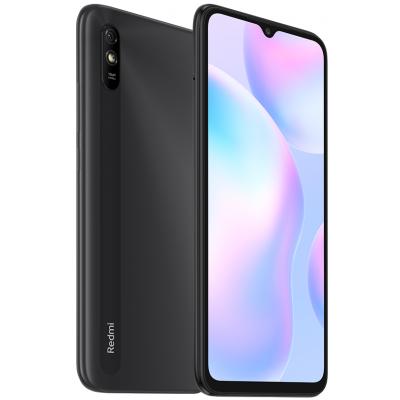 Смартфон Xiaomi Redmi 9A 2/32Gb RU (Midnight Gray/Серый)
