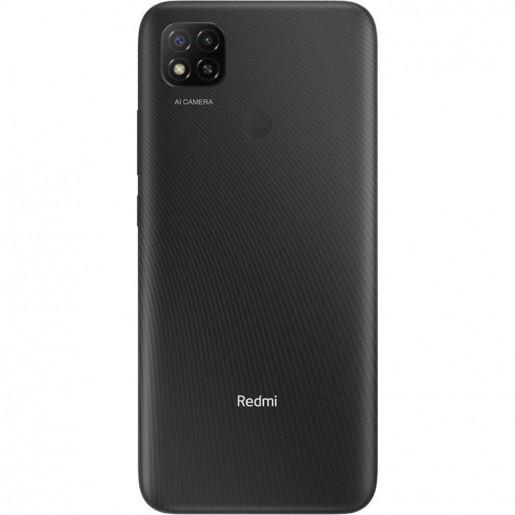 Смартфон Xiaomi Redmi 9C NFC 2/32Gb (Черный/Midnight Gray)