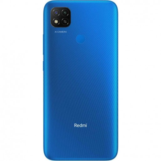 Смартфон Xiaomi Redmi 9C NFC 2/32Gb (Синий/Twilight Blue)