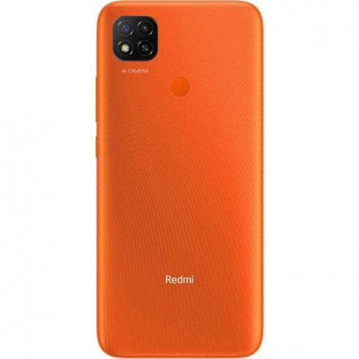 Смартфон Xiaomi Redmi 9C Sunrise Orange (NFC) 3/64Gb