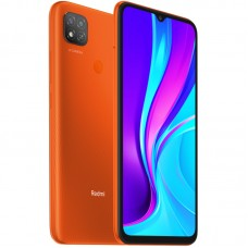 Смартфон Xiaomi Redmi 9C Sunrise Orange (NFC) 3/64Gb