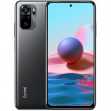 Смартфон Xiaomi Redmi Note 10 4/128 Gb (Серый, Onyx Gray)