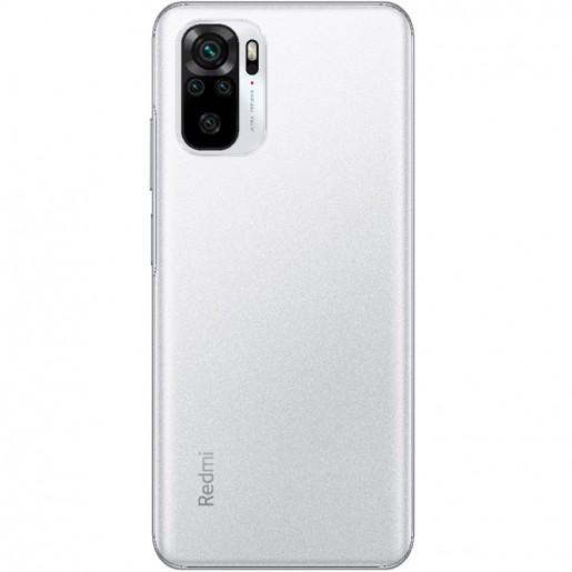 Смартфон Xiaomi Redmi Note 10 4/128 (Pebble White, Белый)