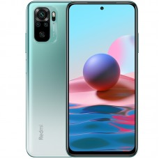 Смартфон Xiaomi Redmi Note 10 4/64 Gb (Lake Green/Зеленый)