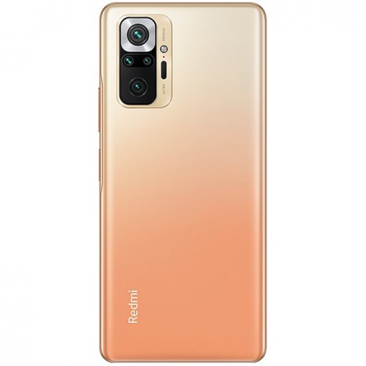 Смартфон Xiaomi Redmi Note 10 Pro 6/64 (Бронзовый/Gradient Bronze)