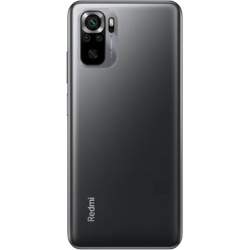 Смартфон Xiaomi Redmi Note 10S 6/64 Gb RU (Onyx Gray/Серый)