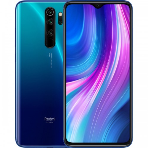 Смартфон Redmi Note 8 Pro 6/128 Gb Ocean Blue