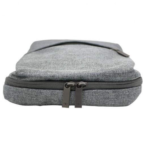 Сумка на плечо Xiaomi 90 Points Basic Urban Shoulder Bag (светло-серый)
