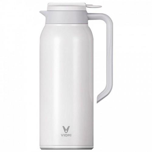 Термос Xiaomi Viomi Steel Vacuum Pot 1.5L (белый/white)