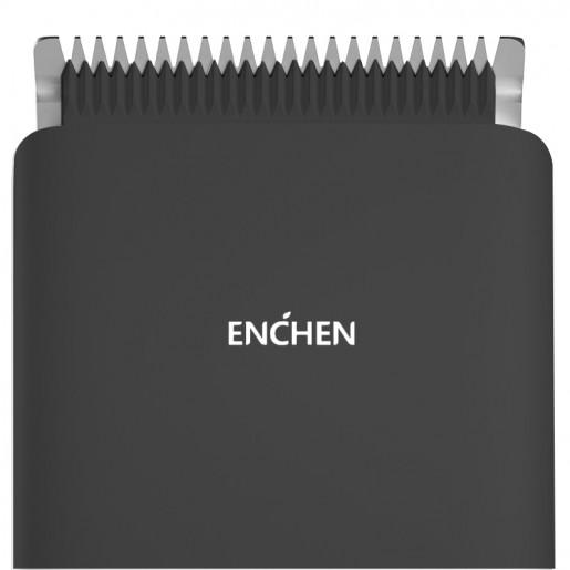 Триммер для волос + набор для стрижки Enchen Boost Hair Trimmer Set (черный)