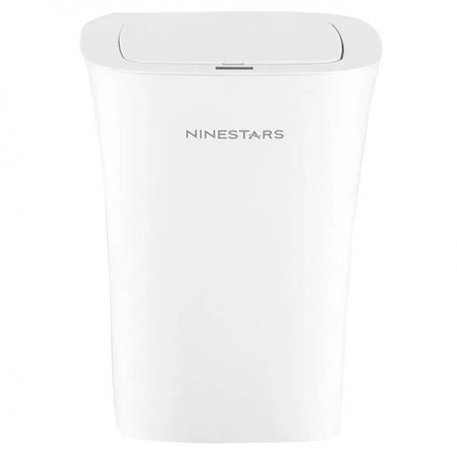 Умное мусорное ведро Ninestars Sensor Trash Can DZT-10-11S (белый)