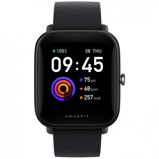 Умные часы Amazfit Bip U Pro (EAC, черный)