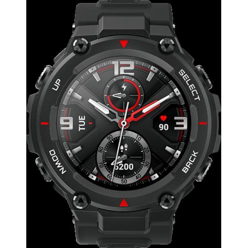 Умные часы Amazfit T-Rex Smart Watch Standart (черный)